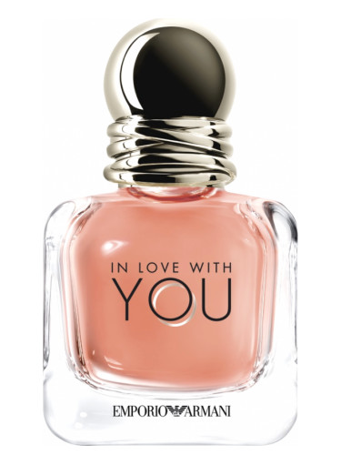 7f1bd1bce8 Emporio Armani In Love With You Giorgio Armani perfume - a new fragrance  for women 2019