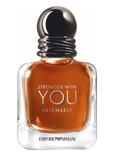 Emporio Armani Stronger With You Intensely Giorgio Armani Cologne