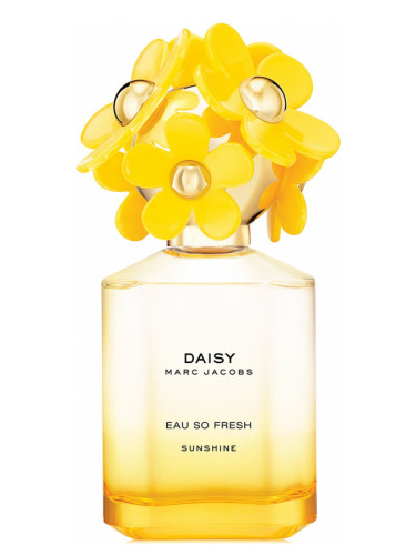 85099e2ead80 Daisy Eau So Fresh Sunshine Marc Jacobs perfume - a new fragrance for women  2019