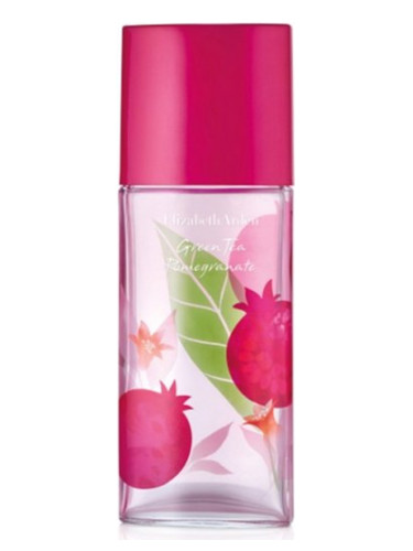 Green Tea Pomegranate Elizabeth Arden Perfume A New Fragrance For