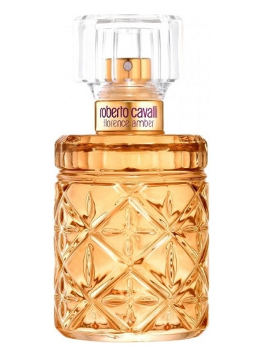 ffe108dac68b91 Florence Amber Roberto Cavalli perfume - a new fragrance for women 2019