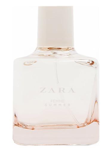 Femme Summer Zara perfume - a new fragrance