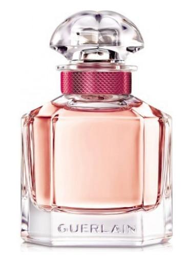 Mon Guerlain Bloom Of Rose Guerlain Perfume A New Fragrance For