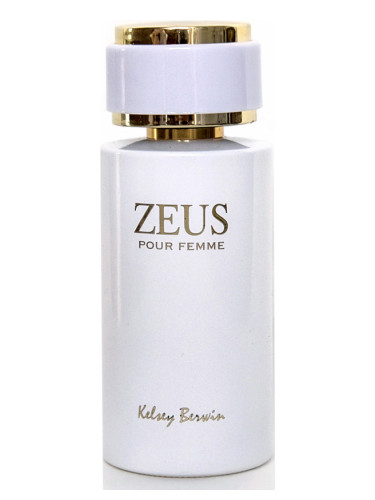 Zeus Pour Femme Kelsey Berwin Perfume A New Fragrance For Women 2018