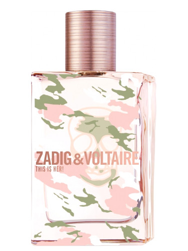 Tidssvarende Capsule Collection This Is Her! Edition 2019 Zadig & Voltaire EB-07