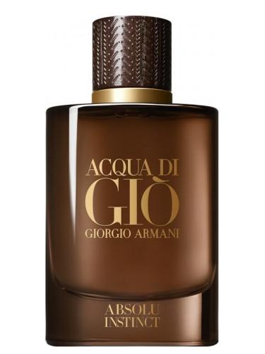 aa56685ec20819 Acqua di Giò Absolu Instinct Giorgio Armani cologne - a new ...