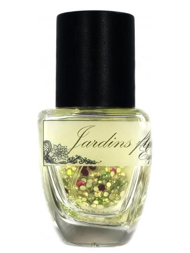 Jardins Fleuris Esquisse Parfum Parfum Un Nouveau Parfum Pour