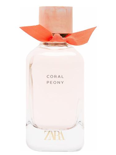 Nouveau Pour Peony Un Coral Zara Femme 2019 Parfum WHe2IDEY9