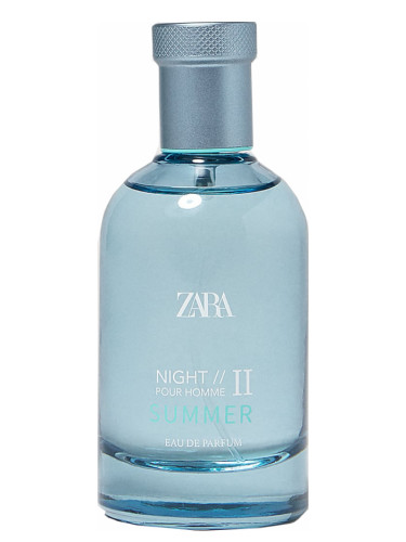Homme Summer Parfum Pour Nouveau Un Zara Cologne Night Ii UMqzSGLVp