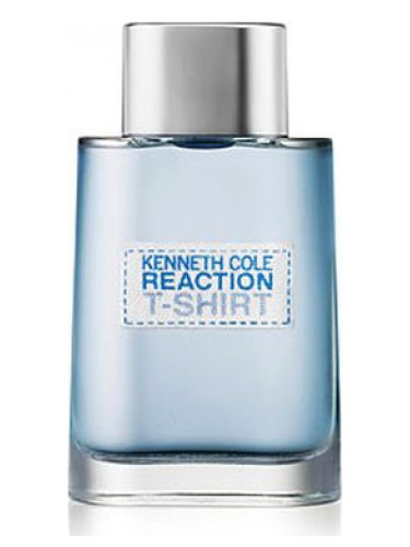 Reaction T Shirt Kenneth Cole Cologne A Fragrance For Men 2009