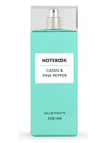 Pepper Pink Parfum Un Cassisamp; Notebook Nouveau Pour m0yvnNw8O
