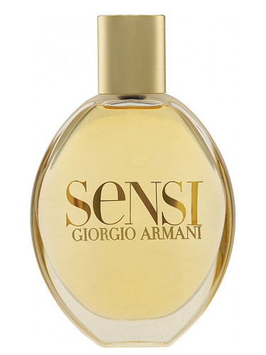 Sensi Giorgio Armani Perfume A Fragrance For Women 2002
