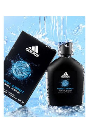 léxico élite agenda  Fresh Impact Adidas cologne - a fragrance for men 2009