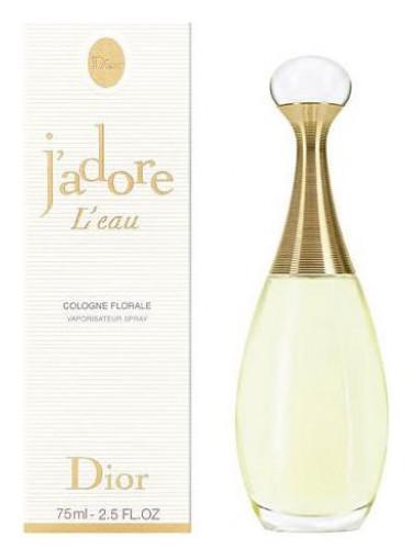 Jadore Leau Cologne Florale Christian Dior Perfume A Fragrance