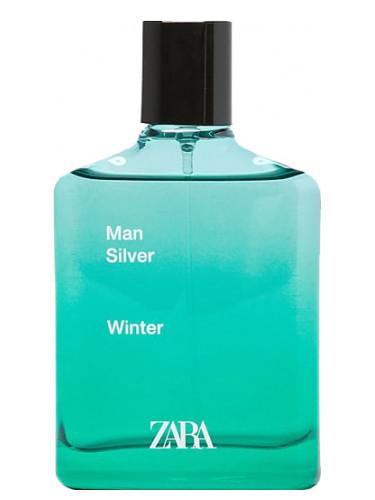 Homme Silver Nouveau Pour 2019 Winter Parfum Cologne Un Zara Man Ybgy6f7