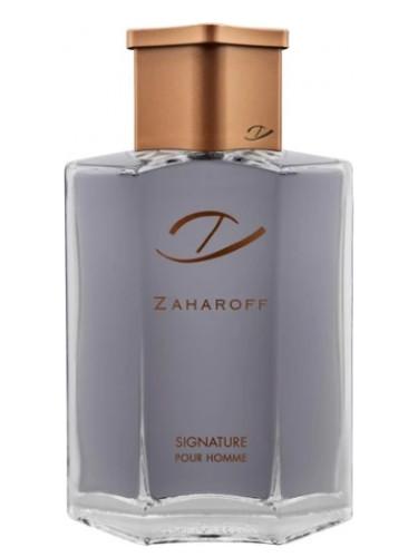 Zaharoff Signature Pour Homme Zaharoff Cologne A New Fragrance For Men 2018
