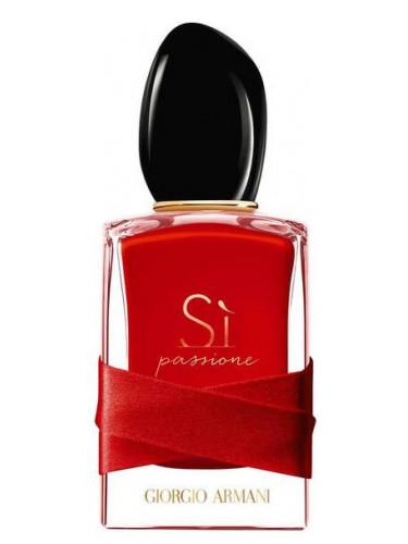 Giorgio Armani Si Passione Red Maestro Perfume Mujer