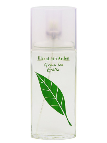 elizabeth green tea perfume