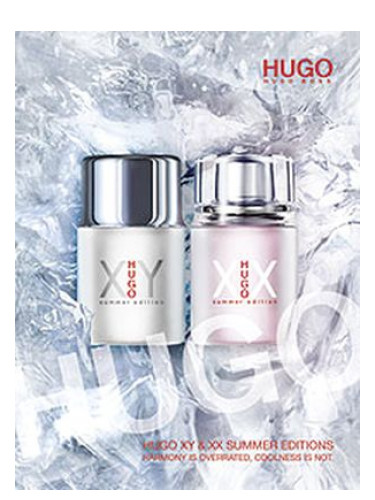 Hugo Xy Summer Edition Hugo Boss Cologne A Fragrance For Men 2009