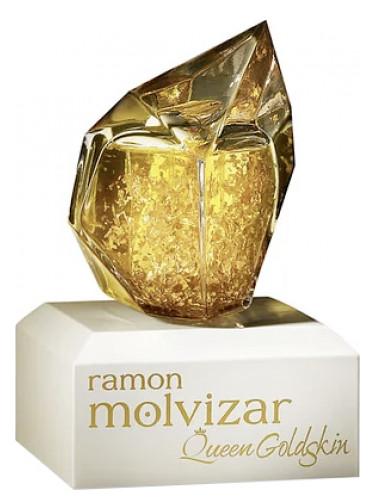 Queen Goldskin Ramon Molvizar Perfume A New Fragrance For Women 2019
