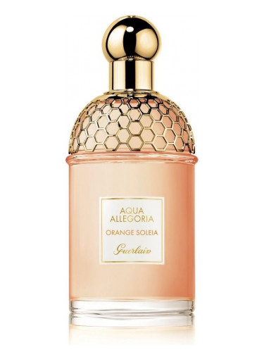 Aqua Allegoria Orange Soleia Guerlain perfume - a new fragrance for women  and men 2020