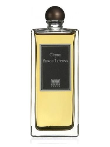 cedre serge lutens parfum un parfum pour homme et femme 2005. Black Bedroom Furniture Sets. Home Design Ideas