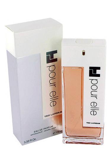 Lapidus 2003 Tl Ted Elle Parfum Femme Pour Un yv0nwPN8mO
