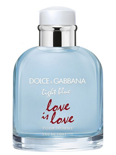 Light Blue Love Is Love Dolce&Gabbana una nuova