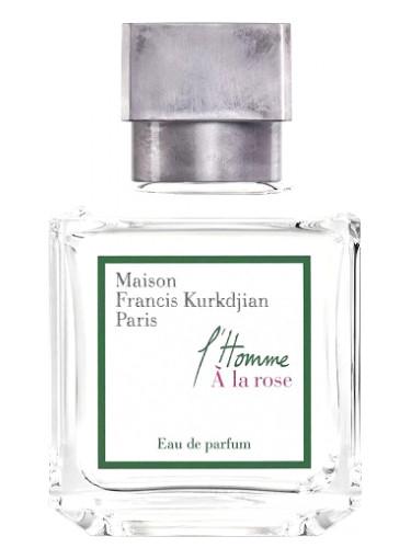 L'Homme À la Rose Maison Francis Kurkdjian cologne - a new fragrance for  men 2020