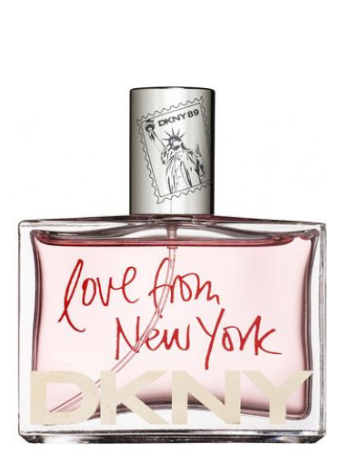 Dkny Love From New York For Women Donna Karan Perfume A Fragrance