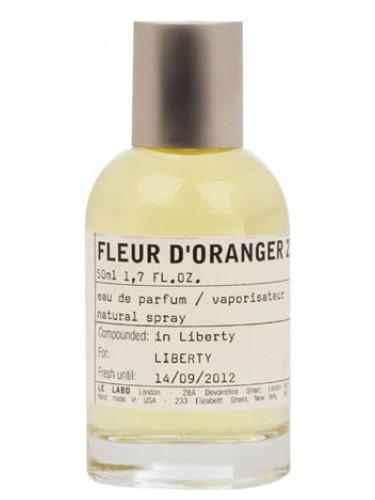 Fleur D Oranger 27 Le Labo Parfum Een Geur Voor Dames En Heren 2006