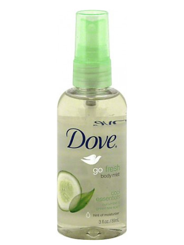 Go Fresh Cucumber & Green Tea Dove for women and men