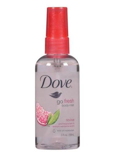 Go Fresh Pomegranate & Lemon Verbena Dove for women and men