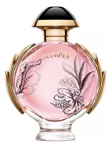 Olympea Blossom Paco Rabanne perfume - a new fragrance for women 2021