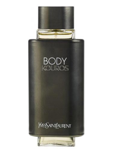 Body Kouros Yves Saint Laurent cologne - a fragrance for men 2000 5ef3dae10797d
