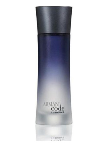 Pour Summer Homme Giorgio Armani 2010 For Code Men N0nm8w