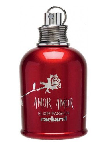 Amor Amor Elixir Passion Cacharel Perfume A Fragrance For Women 2006