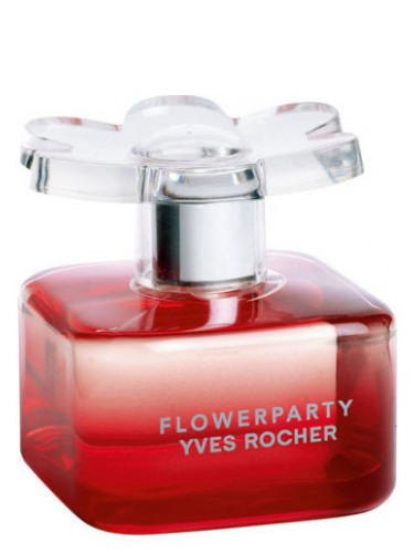 flowerparty yves rocher perfume a fragrance for women 2010