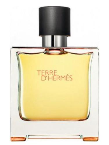 Terre Dhermes Parfum Hermès одеколон аромат для мужчин 2009