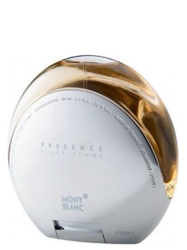 3e2e3925251 Présence d une femme Montblanc perfume - a fragrance for women 2002