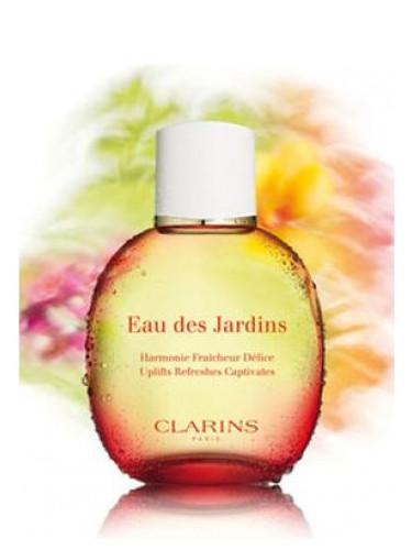 parfum femme clarins