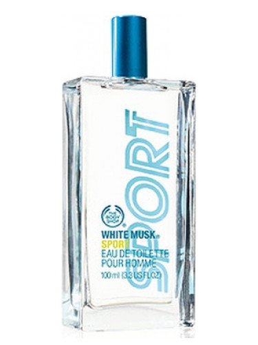a6586a901 White Musk Sport The Body Shop cologne - a fragrance for men 2010