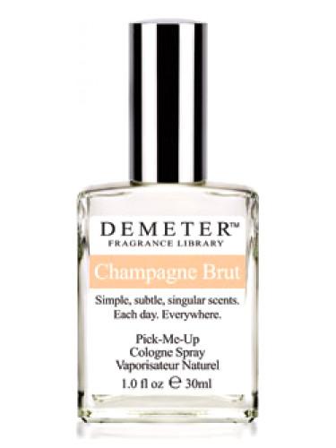 Champagne Brut Demeter Fragrance Perfume A Fragrance For