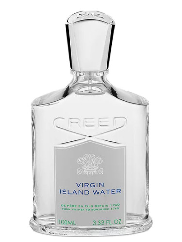 98c3a45de316 Virgin Island Water Creed perfume - a fragrance for women and men 2007