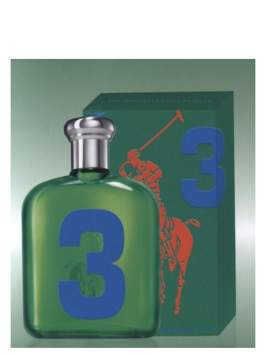 17c6e939e26a7 Big Pony 3 Ralph Lauren cologne - a fragrance for men 2010