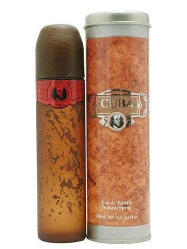 Paris Cologne Red Homme Un Pour Cuba Parfum qzSpMUV