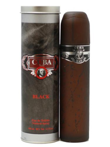6c561ea09 Cuba Black Cuba Paris zapach - to perfumy dla mężczyzn