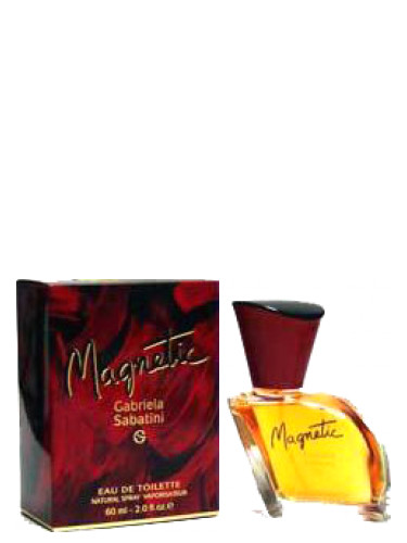 Magnetic Gabriela Sabatini Perfume A Fragrance For Women 1992