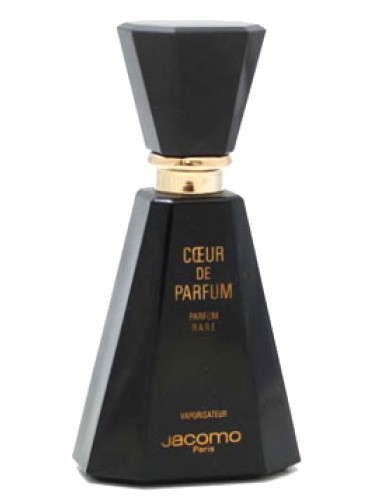 Rare Parfum 1987 Jacomo Pour Femme Un Coeur De b7yf6Yg