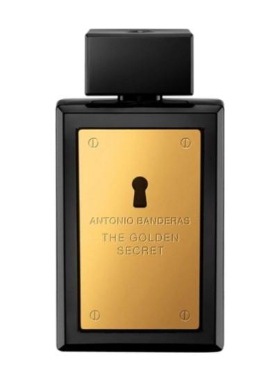 The Golden Secret Antonio Banderas para Hombres